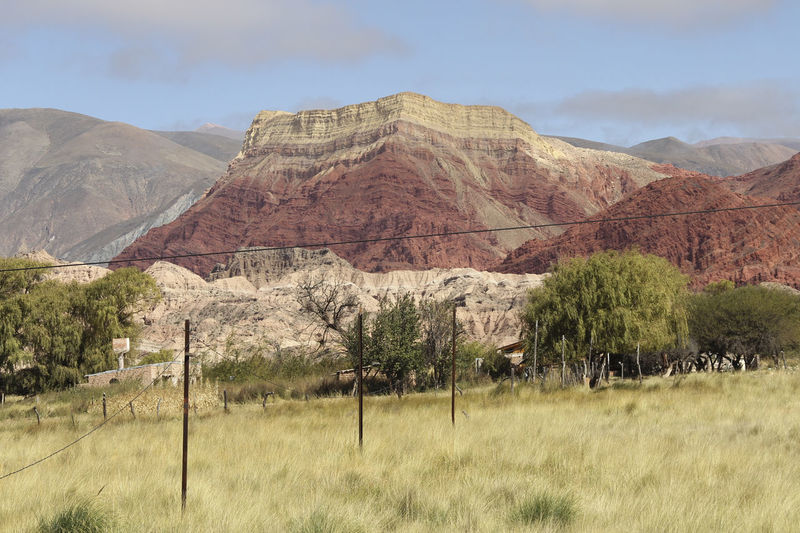 Colors Arid Climate Beauty In Nature Colored Mountain Day Grass Landscape Mountain Mountain Range Nature No People Outdoors Physical Geography Scenics