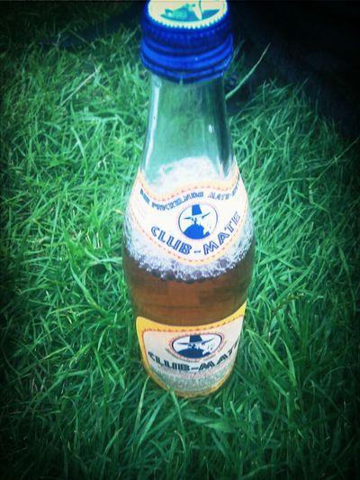My First Club Mate.... Yeah I'm A Berliner!!