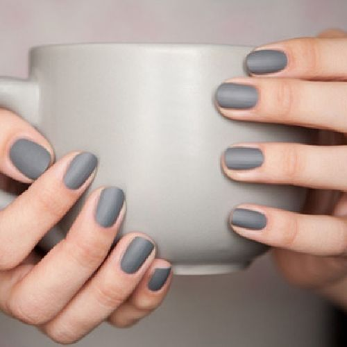 Coffe Cup Nippy Calmness picture hands nail grey