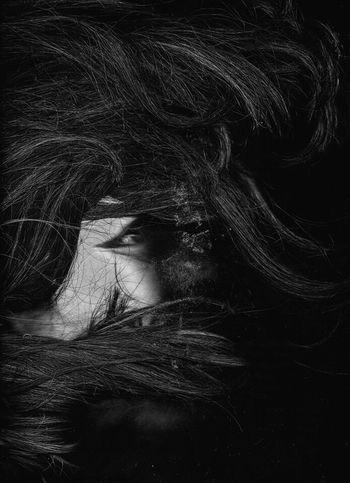 Black And White Black & White Art Portrait Of A Woman Blackandwhite Portrait Woman Beautiful People