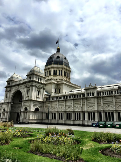 Royal Exhibition building at Carlton Gardens Royal Exhibition Building At Carlton Gardens Building Architecture Architecture_collection