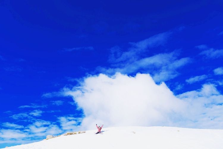 snow montecampione italy Lombardia love bluesky First Eyeem Photo