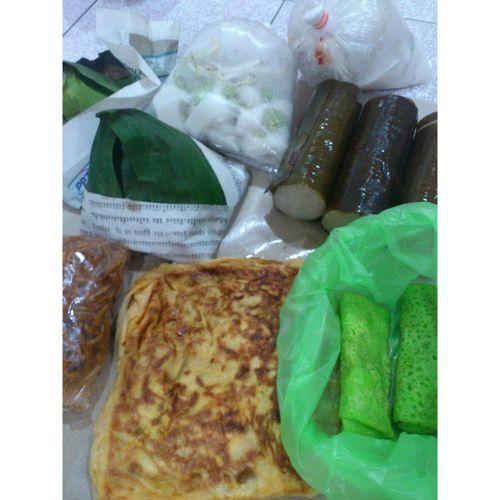 Yummy 3P Ytd Malay Food Laksam nasilemakmustabakmeegorenglemangkelapahappyramadanharirayapuasa