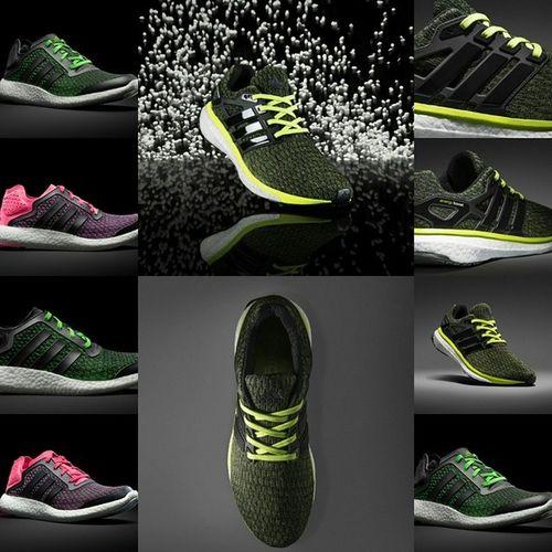 /// Energy Boost Trefoil Trefoil_news Sneakervrch Allin