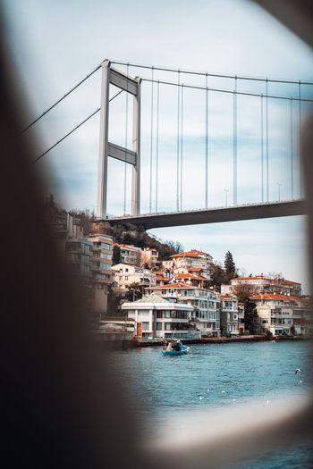 Istanbul Istanbul Turkey Sea Europe ASIA Eurasia Trip Travel Bridge Turkey City Cityscape Boat Flag Food Mosque Architecture Mosque Bosphorus Bosphorus Bridge