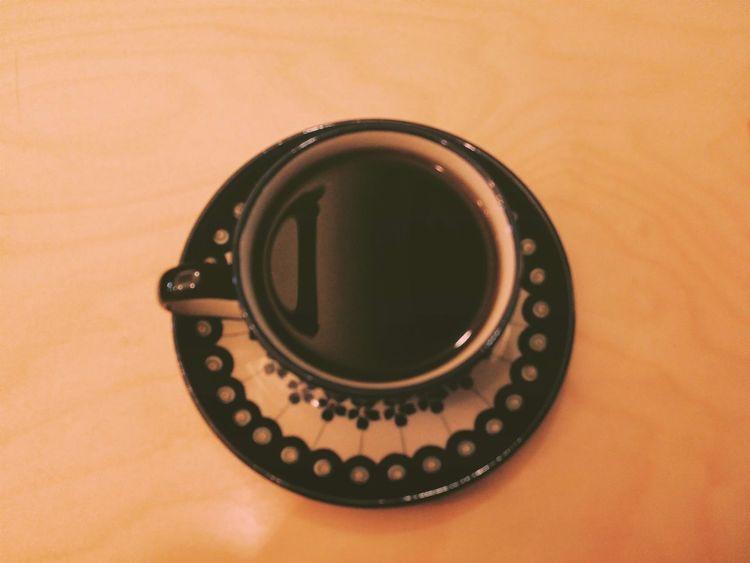 Hongdae Rest Coffee Time Breaktime Healingtime Black Coffee Cafe