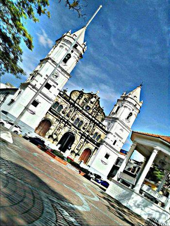 PanamaCity Catedral de Panamá Casco Antiguo
