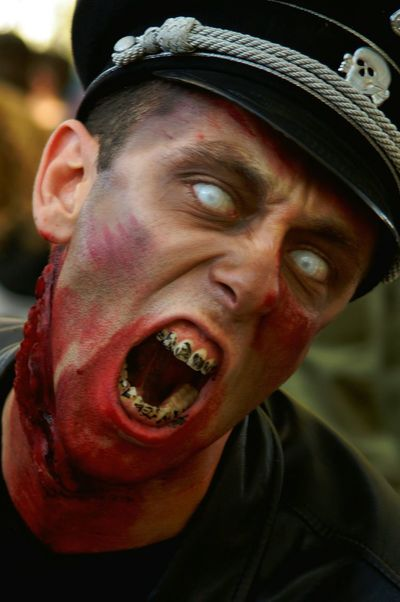 Lucca Comics Cosplay Zombie Zombies!  Cosplay Photo Movies Comics And Games Capture The Moment Luccacomics2015 Luccacomicsandgames Life After Death Zombie Apocalypse Death Soldiers