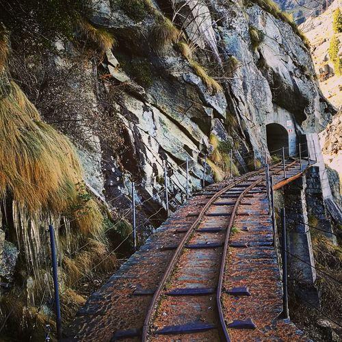 Railroad Track Mountain