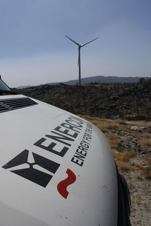 Enercon Energy Nature Power Wind Wind Power Windturbine Windturbines