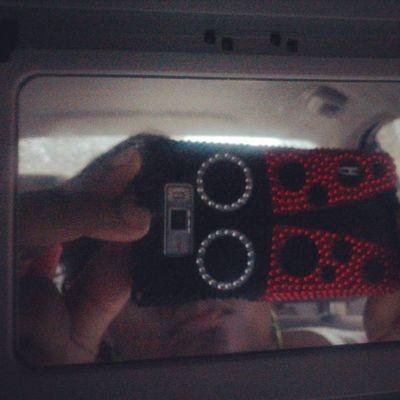 Day 16. Phone case. Marchphotochallenge Latepost Ladybug ??