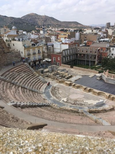 Roman Theatre Architecture Built Structure Building Exterior Day No People Sky Outdoors Travel Destinations The Past Ancient Civilization Archaeology Ancient Old Ruin History #urbanana: The Urban Playground