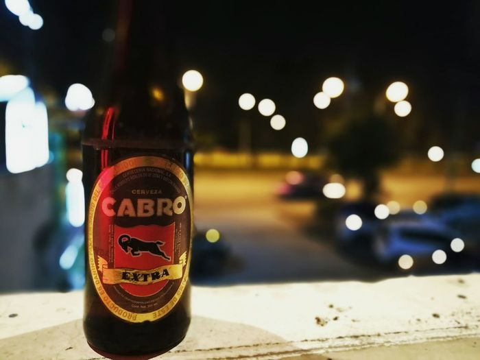 Chill with beer friday night 🍺 Beer Fridaynight HuaweiP9 First Eyeem Photo Cabro Guatemala