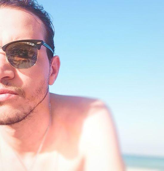 Tunisiam Tunisia] Beach Clubmaster Rayban Swimming Mediterranean  Hammamet 2015  Endlesssummer