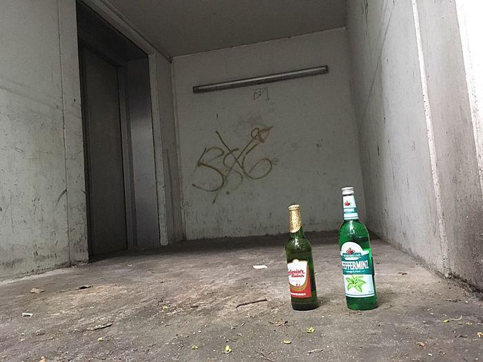 Pfeffi  Pfefferminzschnaps Nordhäuser Bier 😚 Beer Bottle Beer Time Leipzigartig Leipzig City Zentner Real People Duweistbescheid Diggi