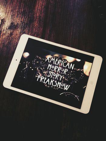 I love it ? AHSFREAKSHOW Americanhorrorstory