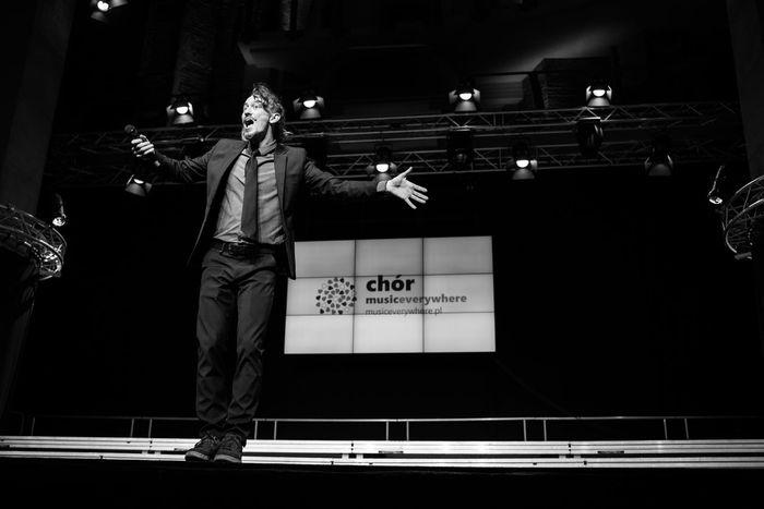 Photo.Mariusz Woźniak Photography Nikon D750 Concert Concert Photography Beatbox Beatboxing Beatboxer Performer Church MusicEverywhere Choir