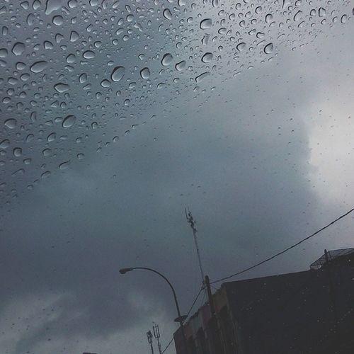 Cloudy overcast sky :p VSCO Jakarta 195ers