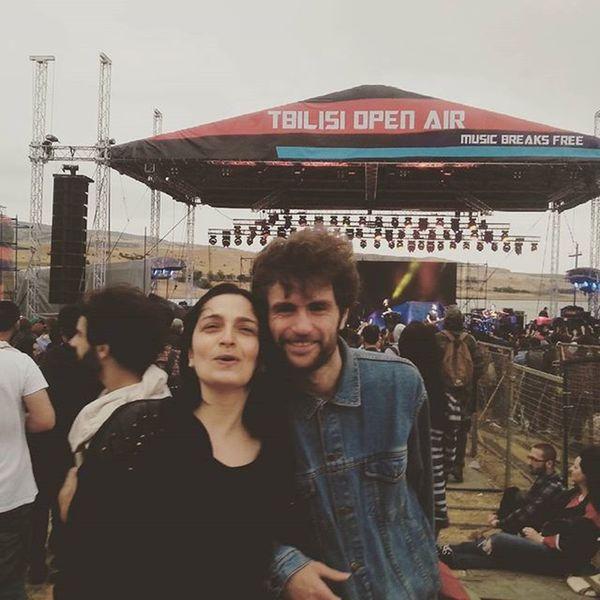 Shotesen TbilisiOpenAir Music Fest Musicbreaksfree