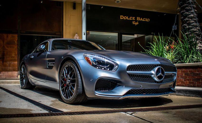 Silver Bullet 💨 Car Culture Car Photography Car Porn Fastcar Mercedes-Benz Gts Amggts Mercedes Cars Car First Eyeem Photo