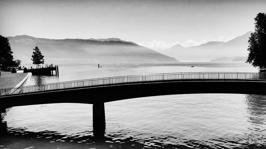 Brücke zwischen