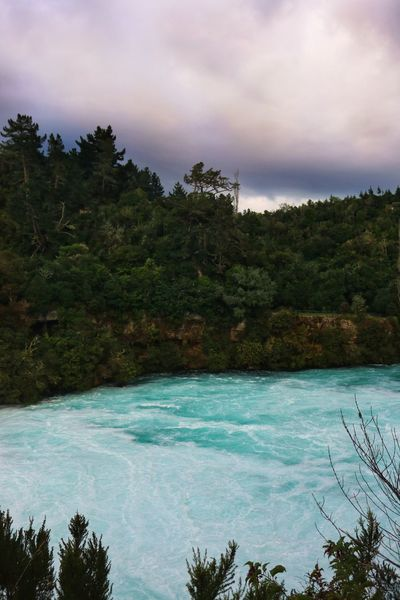 New Zealand Huka Falls Huka Falls, NZ Water Rapids White Water Rapids  White Water Blue colour of life Stormy Weather Stormy Sky Storm Clouds Sunset Nature No People Scenery New Zealand Scenery Tree Plant Sky Beauty In Nature Cloud - Sky Scenics - Nature Tranquil Scene Sea Tranquility Land Outdoors Beach Forest Day Non-urban Scene Growth Power In Nature Turquoise Colored