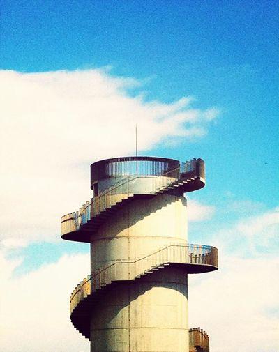 Stairway To Heaven Building