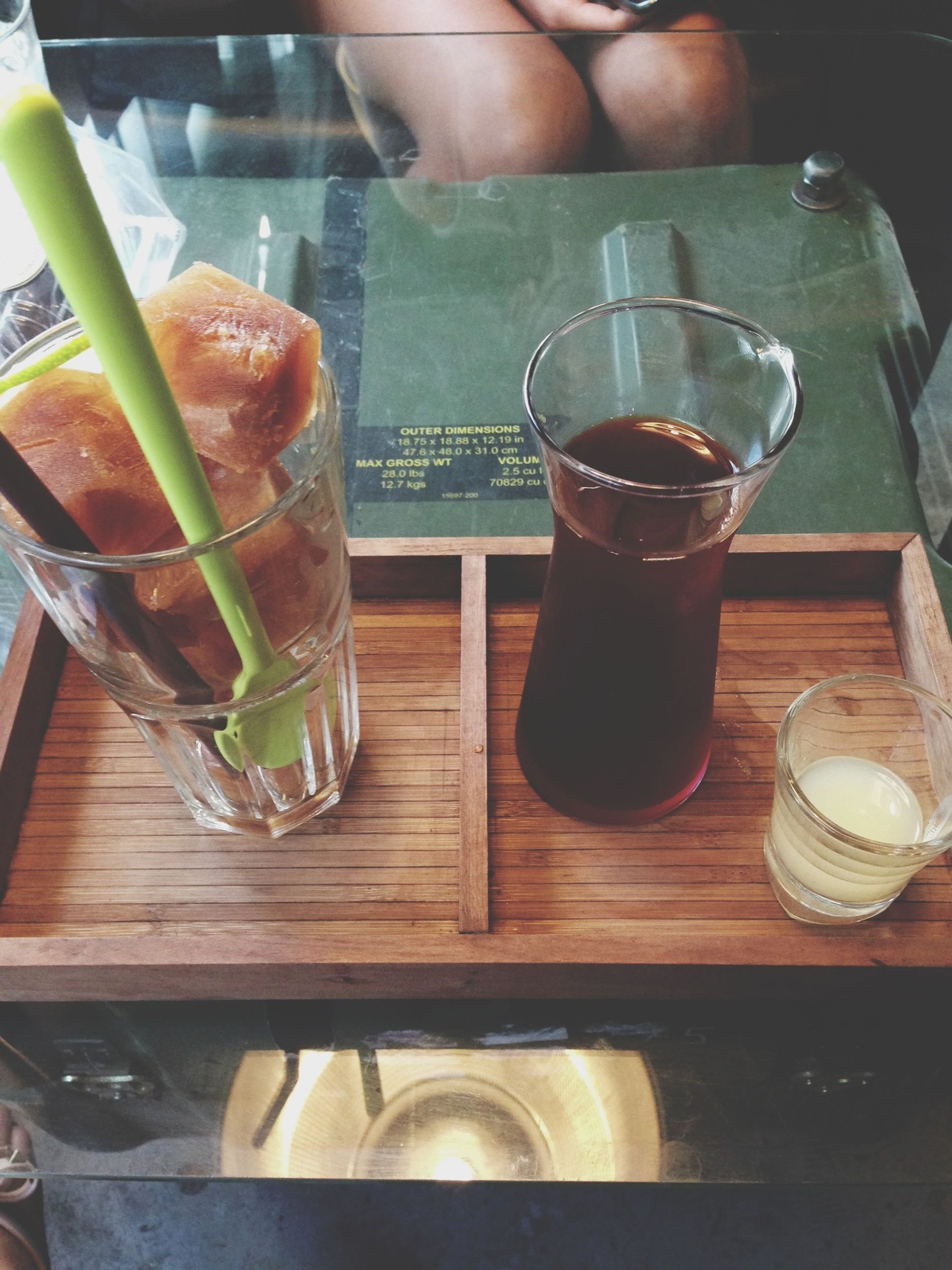 food and drink, drink, table, freshness, drinking glass, refreshment, indoors, food, still life, restaurant, alcohol, healthy eating, glass - material, wood - material, ready-to-eat, drinking straw, serving size, glass, close-up, cocktail