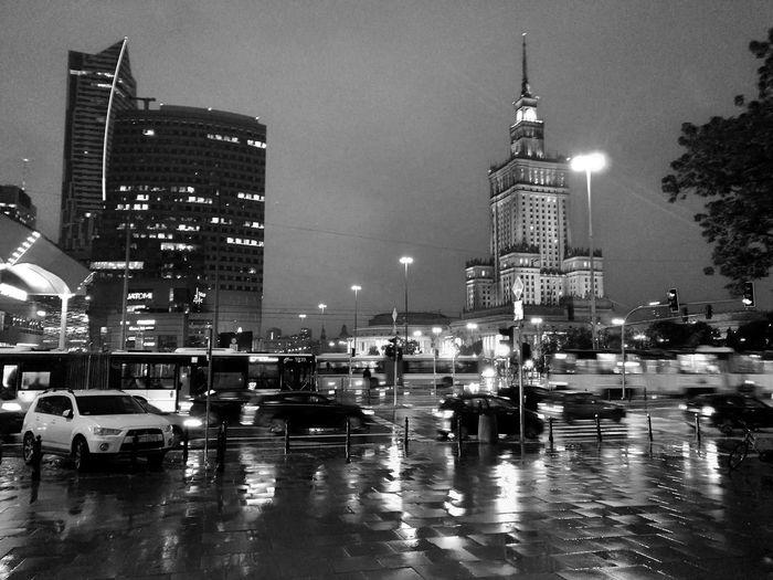 Warsaw Poland City Citylife Rainy Travel Travel Photography EyeEmNewHere Eye4photography  Streetphotography Street Citylife