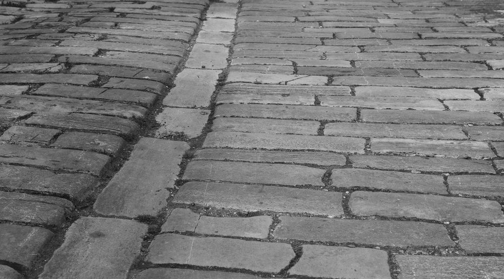 Old Cobblestones Down an old Backalley. Alley Alleyway Alleyways Backalley Backalley Way Backalleys Backgrounds Close-up Cobbles Cobblestone Day Detail Footpath Full Frame Grey Ground Old-fashioned Outdoors Pavement Repetition Stone Stones