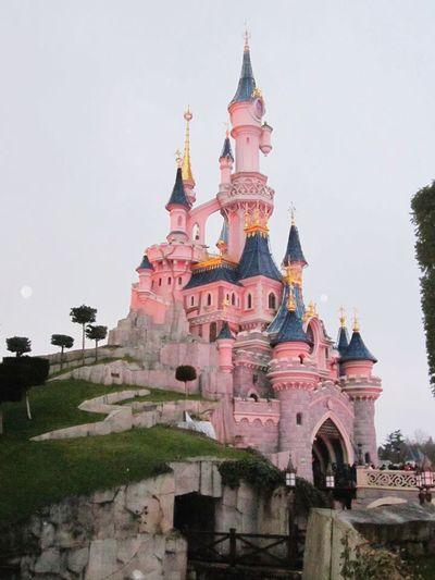 Pays merveilleux ... My Passion Disneyland Paris Rêve Magie Enfance