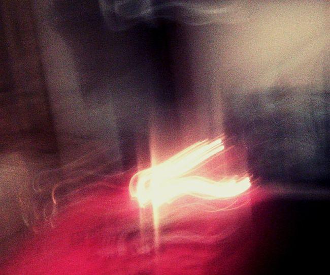 Fog Ghostly Dancing Ghostly Face Brightlights