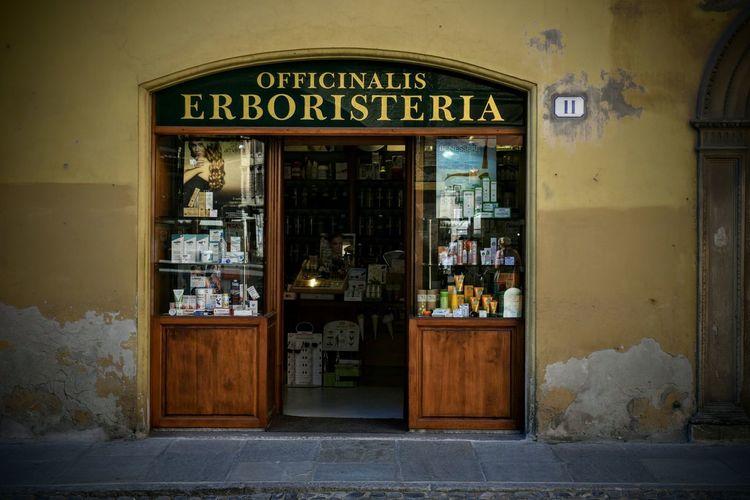Store front shop Ancient