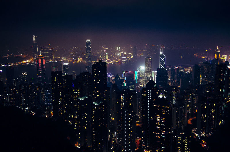 Victoria's Peak, Hong Kong