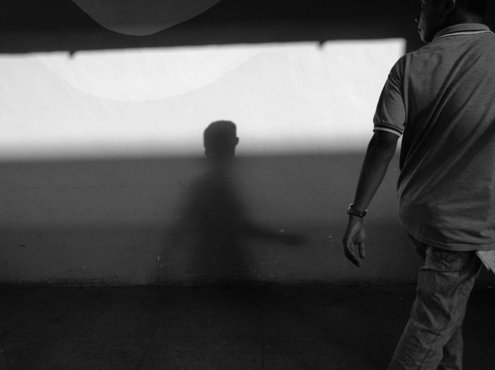 Men Human Hand Shadow Standing Casual Clothing Domestic Violence Hopelessness Homelessness  Disappointment Ghetto Depression - Sadness Child Abuse Despair EyeEmNewHere Moments Of Happiness It's About The Journey