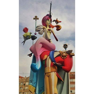 Ya están aquí las Fallas parte 3 Valenciagram_fallas2014 Dreamscanvas Pulserafallera