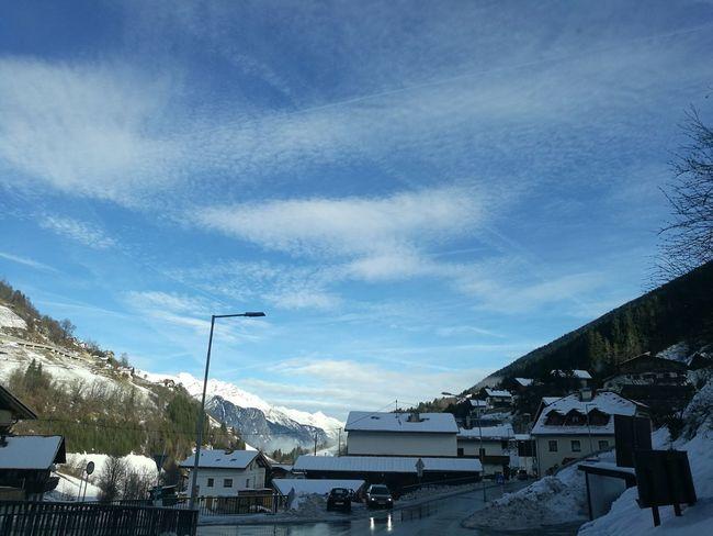 Sky Cloud - Sky Day Outdoors Winter Snow