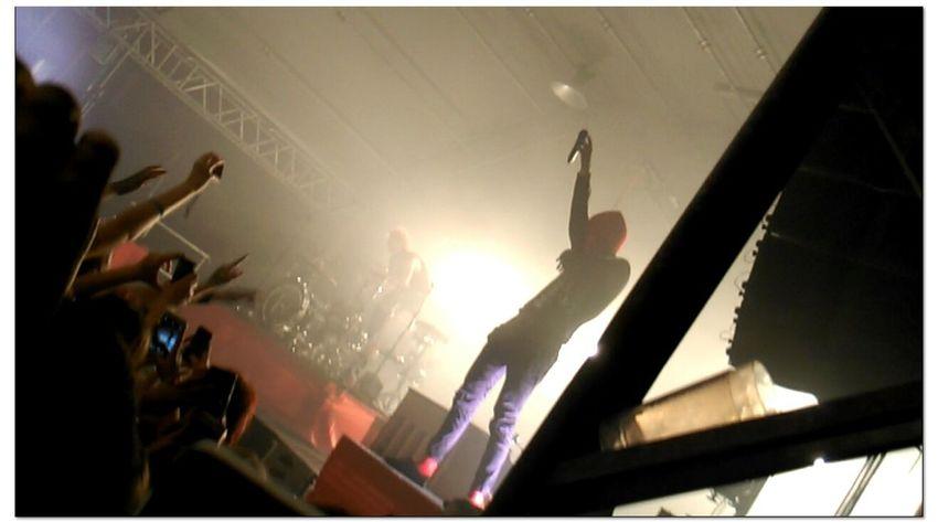 Nofilter Skeleton Clique Concert München Tonhalle TwentyOnePilots Tyler Joseph Josh Dun
