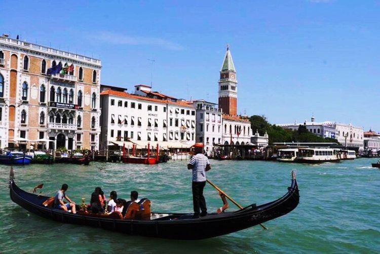 Venezia Venice, Italy Gondola 아름다운도시 Traveling