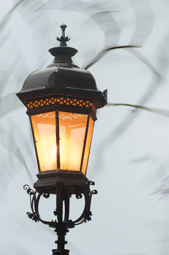 Close-up Day Electricity  Focus On Foreground Gas Light Illuminated Lantern Lighting Equipment Low Angle View No People Oil Lamp Outdoors