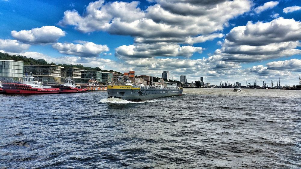 Port Capture Berlin