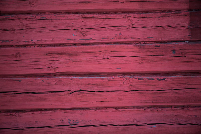 Abstract Backgrounds Close-up Colored Background Damaged Day Dirty Full Frame Hardwood No People Old-fashioned Pattern Red Retro Styled Rough Striped Textured  Weathered Wood - Material Wood Grain Wood Paneling