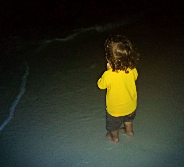My Nephew Being A Beach Bum Shark Fishing Salt Life Therepy