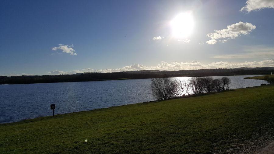 Pugneys Pugneys Country Park Wakefield Park Wakefield Lake Branch Sun Water