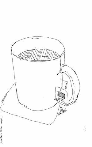 Drink Drawing Sketch Kaay