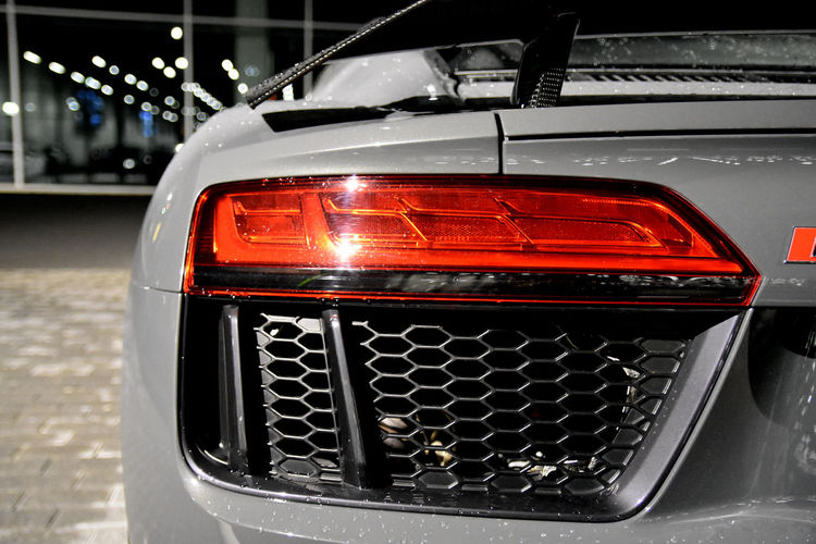 Seen at Audi Gebrauchtwagen Plus Zentrum München Audi Audi R8 Audi R8 V10 Plus Quattro Car Close Up Close-up Closeup Day Headlight Land Vehicle Mode Of Transport No People Outdoors Sportscar Sportscars Stationary Technology Transportation EyeEm Selects