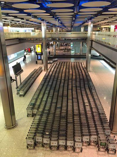 Transit. Airport