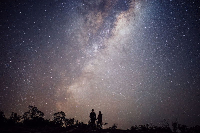 Stardust. Adventure Stars Space Milkyway Camping Landscape Nightscape Starscape Beautiful Love Couple People Nature Outdoors Showcase June