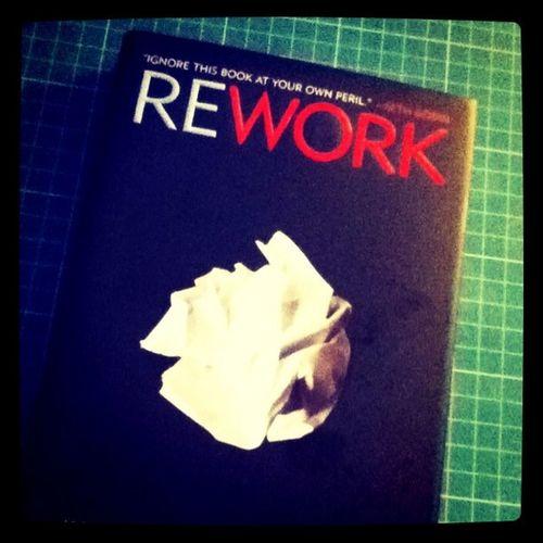 primeiro livro de 2011? #rework Rework