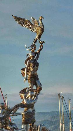 Özgecan anıtı.. Fethiye.. Noviolenceagainstwomen Kadınaşiddetehayır Fethiye Anıt özgecanaslan özgecaniçin Taking Photos